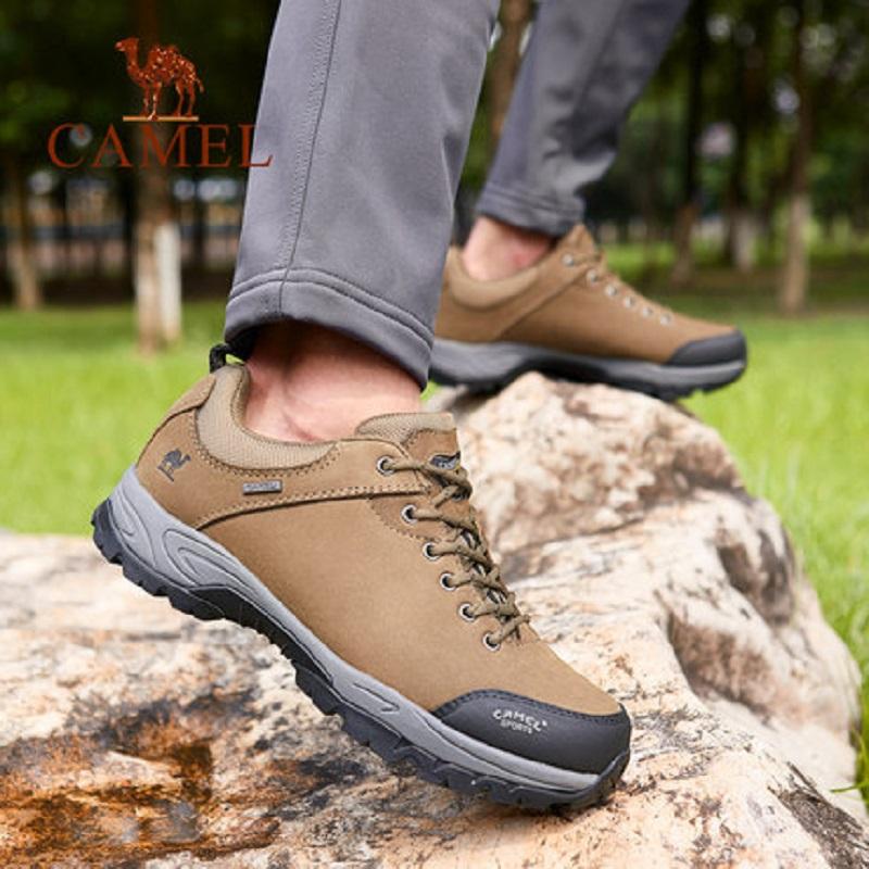 骆驼官方登山鞋男户外男鞋2019新款运动鞋防滑耐磨旅游女徒步鞋