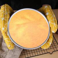 戚风蛋糕模具家用烤箱用具烘焙工具套装4/6寸8做慕斯材料胚子蒸小