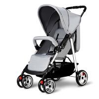婴儿推车高景观轻便可坐可躺折叠避震四轮宝宝婴儿车手推车