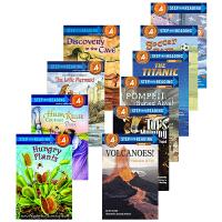 Step into Reading 4 美国企鹅兰登英语经典分级阅读读物 第四阶段9册 英文原版绘本 兰登书屋系列 小学