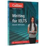 正版现货 雅思写作技巧 英文原版 Writing for IELTS 柯林斯雅思考试 进口英语书籍 全英文版工具书