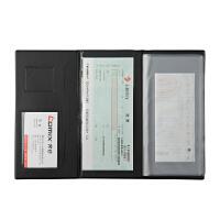 Comix/齐心 A615 文具多功能财务适用支票夹票据夹