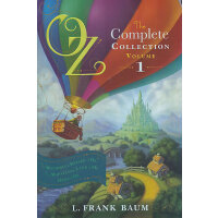 The OZ Complete Collection Volume 1 奥兹国故事集1(平装) ISBN9781442