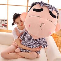 可爱蜡笔小新公仔玩偶创意毛绒玩具布娃娃送女生搞怪生日礼物抱枕