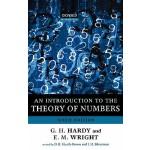 【预订】An Introduction to the Theory of Numbers