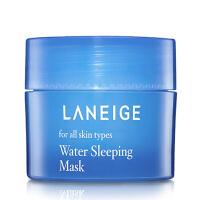 兰芝(LANEIGE)夜间修护睡眠面膜 15ml 免洗