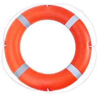 船用专业救生圈游泳圈 男女通用加厚泡沫实心浮圈腋下圈 2.5KG