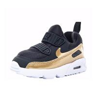 【4折价:199.6元】耐克(Nike )童鞋气垫鞋鞋 881928-006黑色/金色