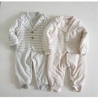 婴童哈衣 宝宝彩棉爬服 夹棉连体衣 加厚 无荧光~赞傻了