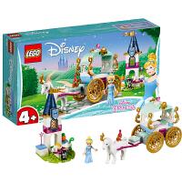 【当当自营】乐高LEGO迪士尼公主系列 41159 灰姑娘的梦幻马车之旅