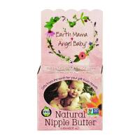 美国直邮 Earth mama地球妈妈 天然护乳黄油60ml 海外购