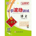 孟建平系列丛书:小学滚动测试  语文 六年级下(2020年 人教版)