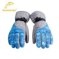 渔民部落 户外配件滑雪手套全指男女保暖登山手套防风防水防滑手套-DD125303