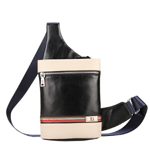 swissgear瑞士军刀真皮男包时尚潮流背包单肩包休闲挎包电脑包韩版男包BM050625