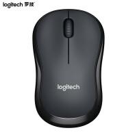 罗技(Logitech)M220 无线静音鼠标 黑色