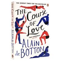 爱的进化论 英文原版 The Course of Love 恋爱课程 阿兰德波顿文集 英文版 Alain de Bot