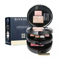 纪梵希(GIVENCHY)彩妆盒综合彩盘 眼影+修容+腮红三层便携套装新老款随发