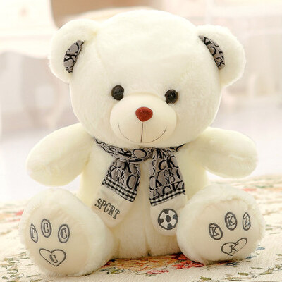 泰迪熊毛绒公仔玩具抱抱熊小号布娃娃熊猫送女友小熊宝宝儿童礼物