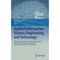 【预订】Applied Information Science, Engineering and Technology