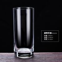 无铅水晶威士忌杯洋酒杯烈酒杯子玻璃水杯啤酒杯 如图