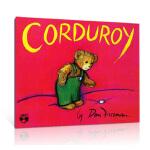 顺丰发货 Corduroy 小熊可可 Don Freeman 畅销近半个世纪的杰作!完全儿童视角的绘本,讲述完全无私的