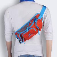 户外腰包男女款多功能旅游骑行包登山运动手机包旅行装备证件包
