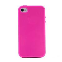 1件包邮 iphone4S手机壳iphone4硅胶套糖果冻保护套外壳苹果4S手机套