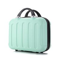 化妆箱手提大容量方形大号新款女化妆品收纳箱手提箱旅行随身多层
