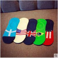 男士袜子袜船袜短袜夏天男人袜运动透气袜低腰夏季袜低帮春秋棉袜