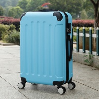 行李箱万向轮旅行箱男女登机箱包20寸塑料箱学生拉杆箱22寸24寸26