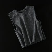 露脐运动背心女性感无袖紧身瑜伽服健身上衣跑步速干衣短袖T恤夏