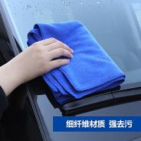 洗车毛巾汽车细纤维不掉毛大号加厚吸水抹布擦车巾洗车布用品