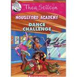 Thea Stilton Mouseford Academy #4: Dance Challenge