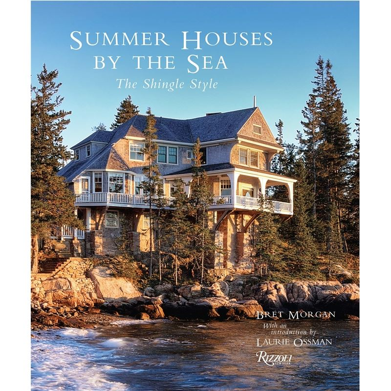 Summer Houses by the Sea 9780847858484