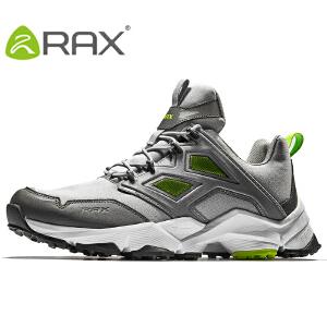 【直降满300减40】RAX秋冬徒步鞋男 女保暖户外鞋 防滑登山鞋加厚运动旅游鞋