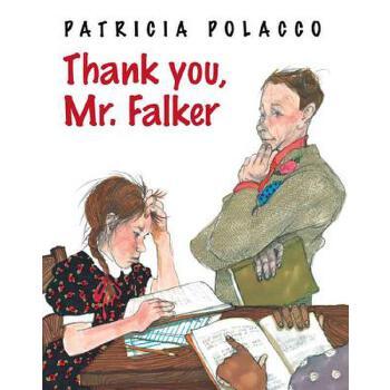 【预订】Thank You, Mr. Falker 预订商品,需要1-3个月发货,非质量问题不接受退换货。