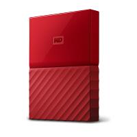 wd西部数据My Passport 4tb 移动硬盘4T USB3.0 加密硬盘4TB