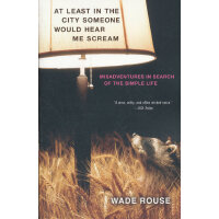 AT LEAST IN THE CITY SOMEONE W(ISBN=9780307451910) 英文原版