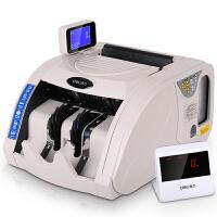 得力3920 国标B类自动捆钱验钞机 智能语音点钞机 银行专用