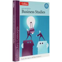 华研原版 柯林斯商学核心概念 英文原版书 Key Concepts in Business Studies 全英文版书