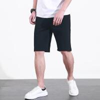 新款运动休闲男士短裤 五分裤