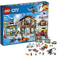 【当当自营】乐高LEGO 城市组City系列 60203 滑雪度假村