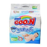 【当当海外购】日本进口大王GOO.N维E纸尿裤S84 新生婴幼儿宝宝纸尿裤