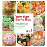 【预订】Yum-Yum Bento Box Fresh Recipes for Adorable Lunches