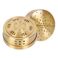 纯铜随身灸加厚艾灸盒不锈钢熏艾条温灸器具家用便携式艾草艾炙罐
