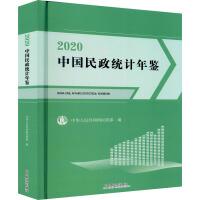 中国民政统计年鉴 2020 中国社会出版社