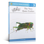 (99元5件)Puffin Young Reader Level 3 The Very Quiet Cricket 好