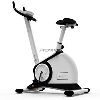 20181021112558523健身车家用迷你静音脚踏车室内自行车磁控动感单车运动器材