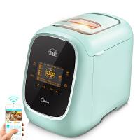 美的(Midea)MM-TSS1501面包机 (智能家用全自动撒料 智能WiFi 搅拌均匀)