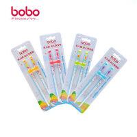 BOBO乐儿宝 宝宝学习筷子练习筷 儿童训练筷子 婴儿餐具BC309